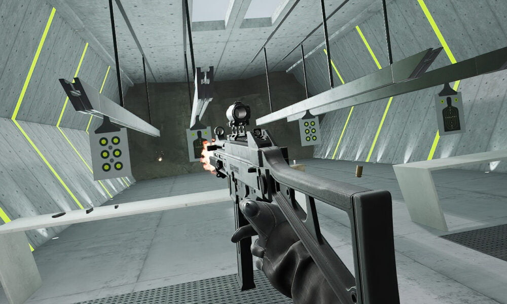 VAIL VR: The Next Generation of Competitive Virtual Reality Shooters